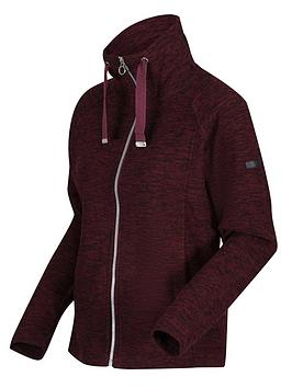 regatta-zaylee-full-zip-fleece-jacket-dark-burgundynbsp
