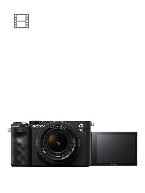 sony-alpha-7-c-full-frame-mirrorless-interchangeable-lens-camera-with-sony-fe-28-60mm-f4-56-zoom-lens-black