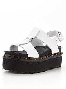 dr-martens-francis-wedge-sandal-white