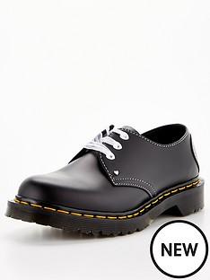 dr-martens-1461-hearts-flat-shoe-black