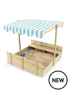 plum-sandpit-with-adjustable-canopy