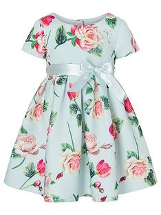 monsoon-baby-girls-floral-scuba-dress-pale-blue