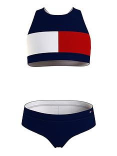tommy-hilfiger-gilrs-colour-block-crop-top-bikini-set-navy