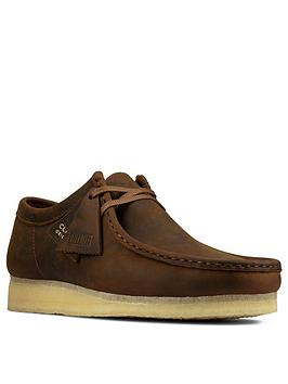 clarks-originals-wallabee-leather-shoes