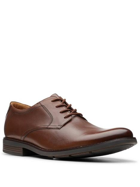 clarks-becken-lace-leather-shoes-dark-tan