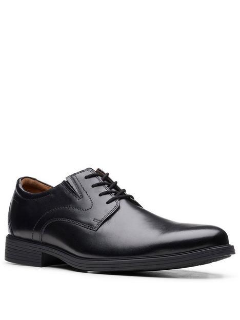 clarks-whiddon-plain-leather-shoes-black-leather