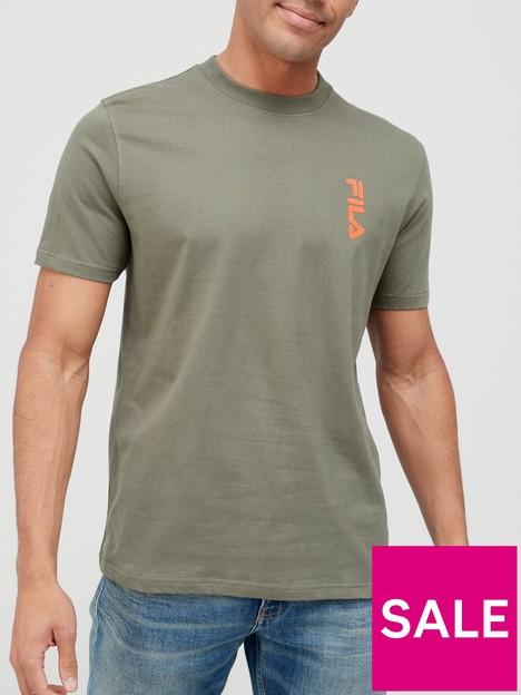 fila-deckhand-t-shirt-khaki