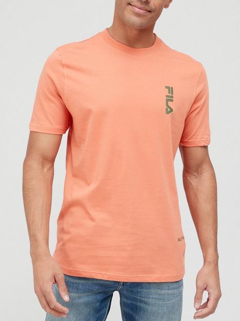fila-deckhand-t-shirt-orange