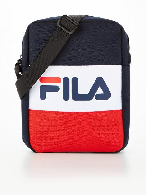 fila-rizzo-block-colour-crossbody-bag-navywhitered