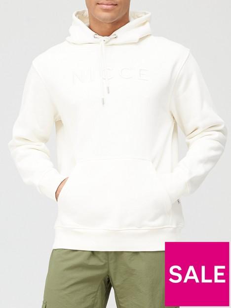 nicce-mercury-hoodie-ecru