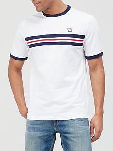 fila-silver-t-shirt-white