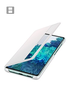 samsung-galaxy-s20-fe-clear-view-cover-white