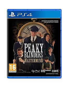 playstation-4-peaky-blinders-mastermind