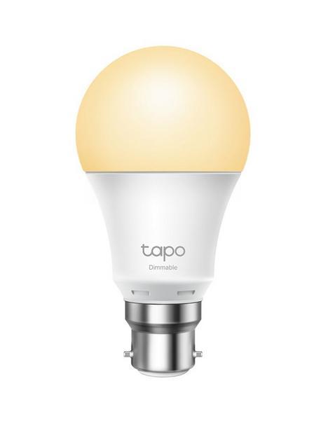 tp-link-tapo-l510b-smart-b22-bulb-white