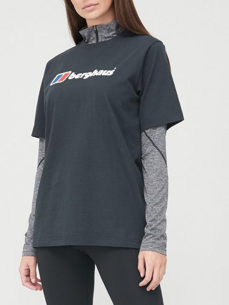 berghaus-organic-big-classic-logo-t-shirt-black