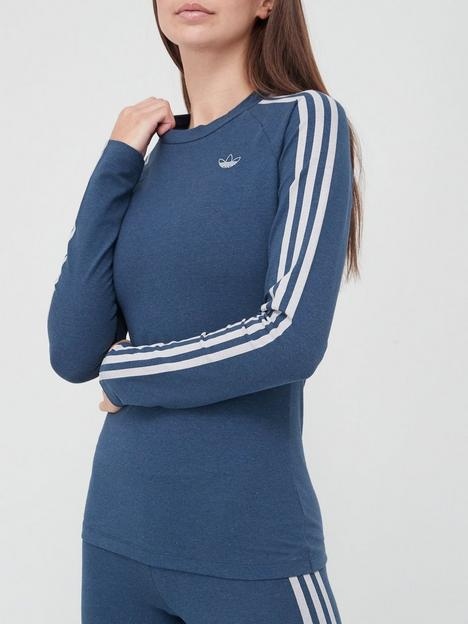 adidas-originals-fakten-long-sleeve-tee-navy