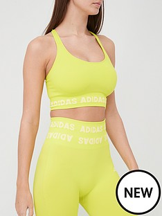 adidas-medium-supportnbspaeroknit-seamless-bra-yellow