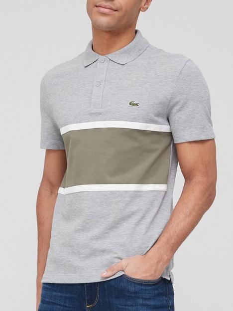 lacoste-block-chest-stripe-polo-shirt-grey