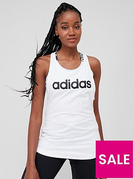 adidas-essentials-linear-tank-top-whiteblack