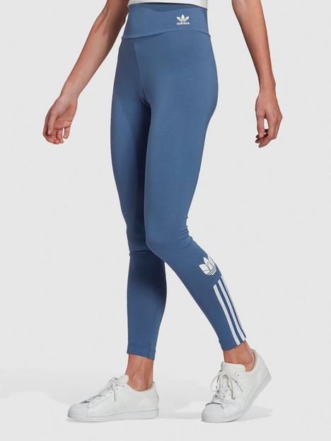 adidas-originals-3dnbsptrefoil-high-waist-leggings-blue
