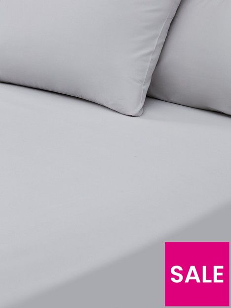 everyday-collection-cool-touch-tencel-plain-dye-fitted-sheet-32cm