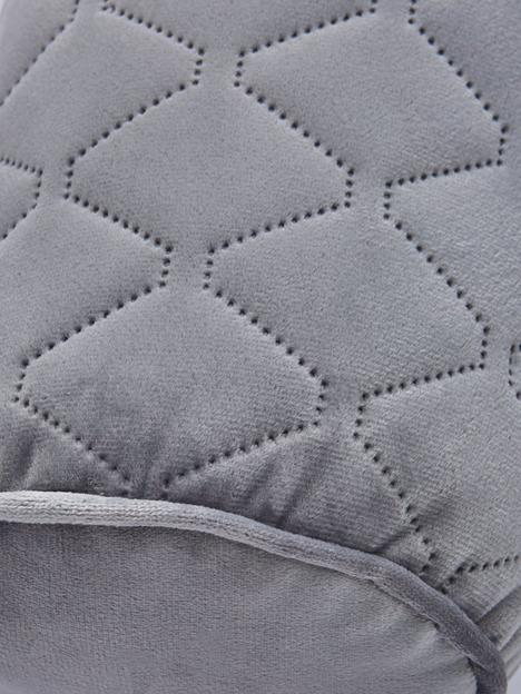 hotel-collection-diamond-bolster-cushion