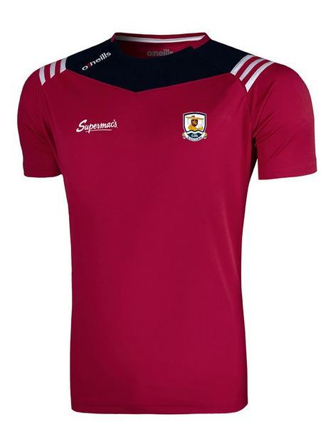 oneills-mens-galway-t-shirt-maroon