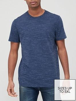 very-man-textured-t-shirt-navy