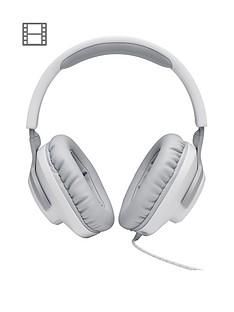 jbl-jblquantum100wht-white
