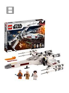 lego-star-wars-luke-skywalkers-x-wing-fighter-toy-75301