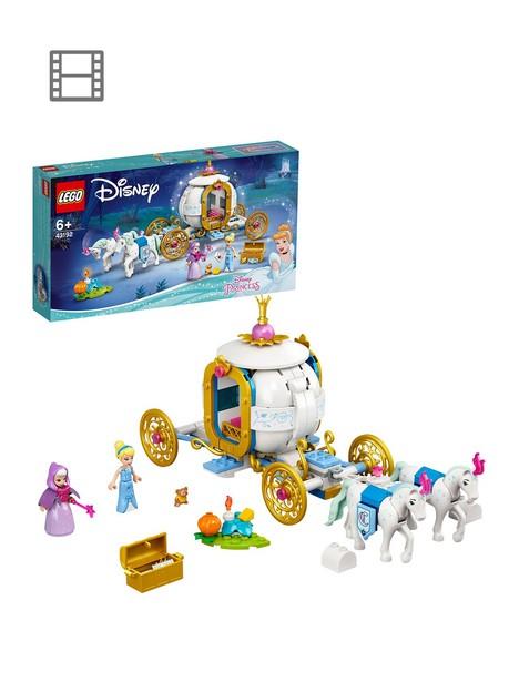 lego-disney-princess-cinderellarsquos-royal-carriage-toy-43192