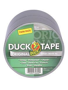 duck-tape-duck-tape-original-50mm-x-50m-silver-2-twin-pack-tape