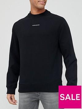 calvin-klein-jeans-unisex-micro-branding-sweatshirt-blacknbsp