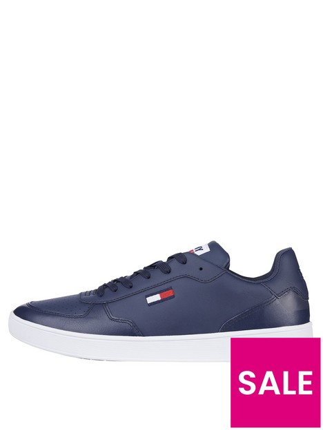 tommy-jeans-essential-cupsole-trainers-navy