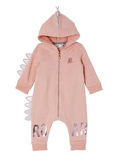 river-island-baby-baby-girls-dino-all-in-one--nbsppink