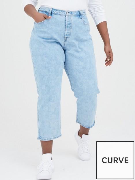 levis-plus-501-crop-jean-light-blue
