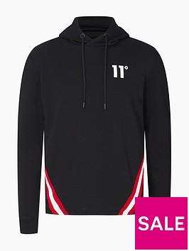 11-degrees-11-degrees-titan-pullover-poly-track-top-blacknbsp