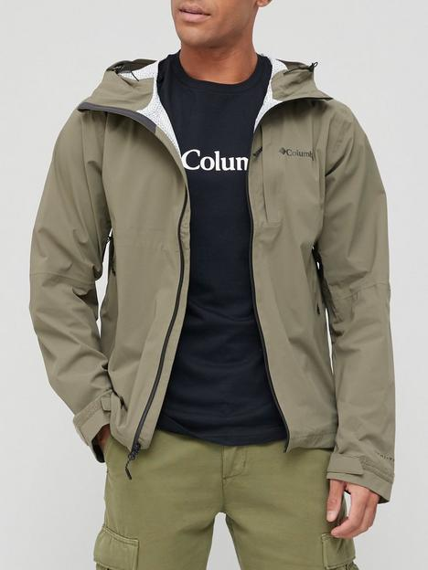 columbia-omni-tech-jacket-khaki