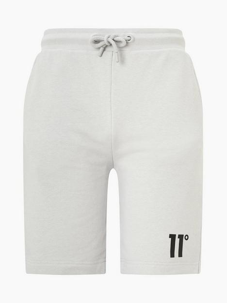 11-degrees-core-sweat-shorts-vapour-greynbsp