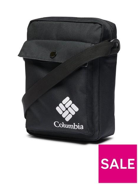 columbia-zig-zag-side-bag-black