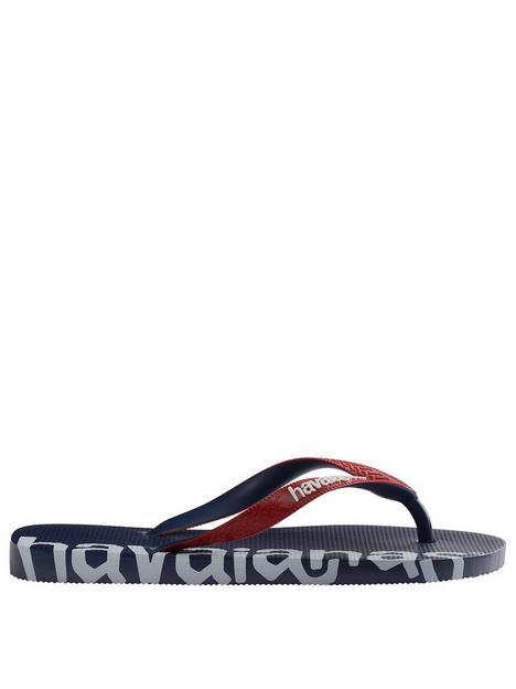 havaianas-logomania-hightech-flip-flops