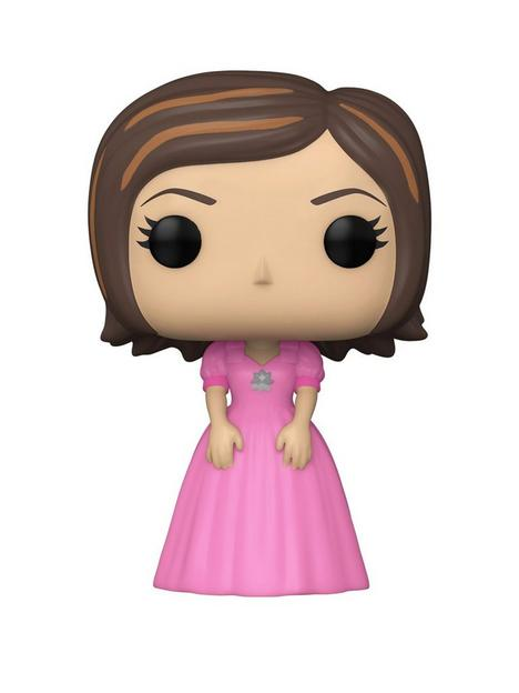 pop-pop-tv-friends--rachel-in-pink-dress