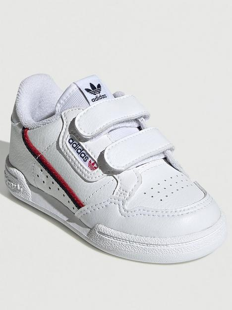 adidas-originals-continental-80nbspinfants-white