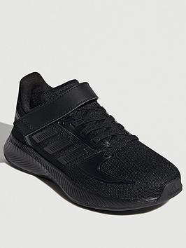 adidas-runfalcon-20-childrens-trainer-black