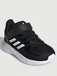 adidas-runfalcon-20-infants-blackwhite