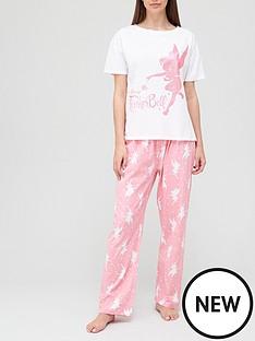 tinkerbell-pyjamas-print