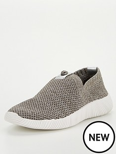 kurt-geiger-london-lorna-trainer-grey