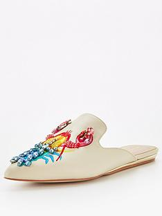 kurt-geiger-london-otter-flat-shoe--nbspwhite