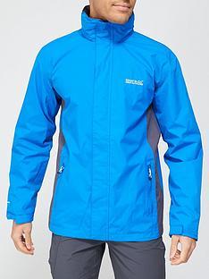 regatta-matt-jacket-blue