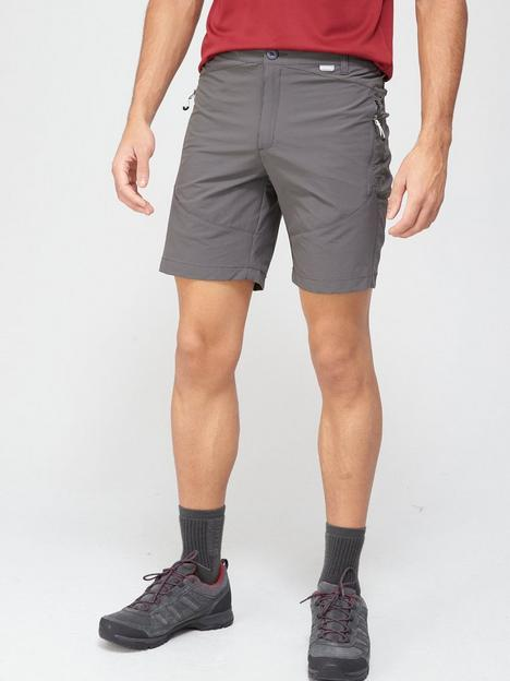 regatta-highton-shorts-grey
